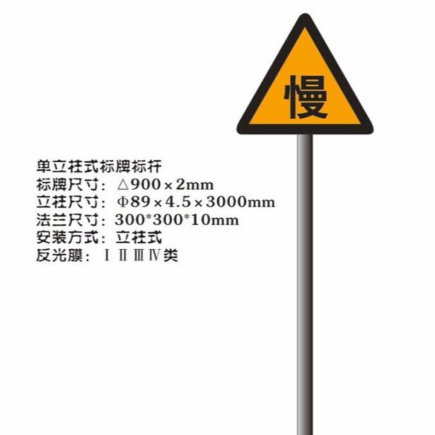 华程路安 道路交通标志牌的用途