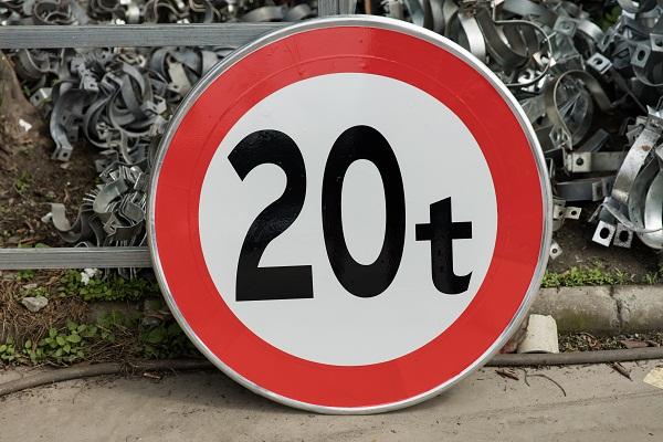 铝板交通指示牌