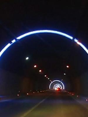 隧道反光环