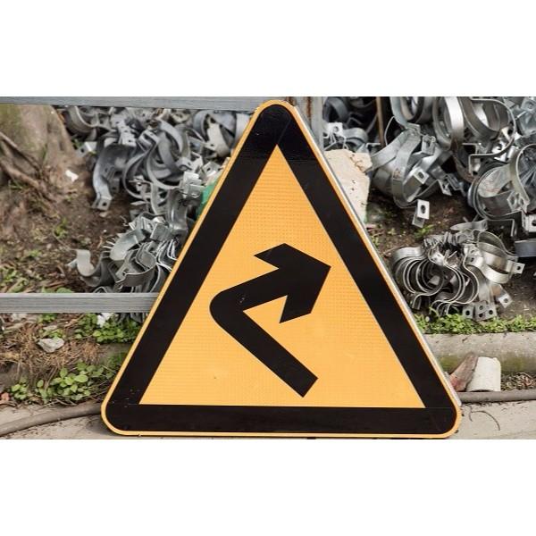 华程路安|道路交通标志牌外观有哪些规定?